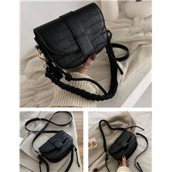 Красивые сумочки женские через плечо из кожи артикул ALOHA 3010