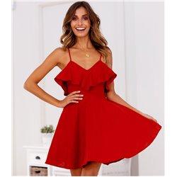 Платье летнее Victoria Secrets женское бренда ALOHA 1002